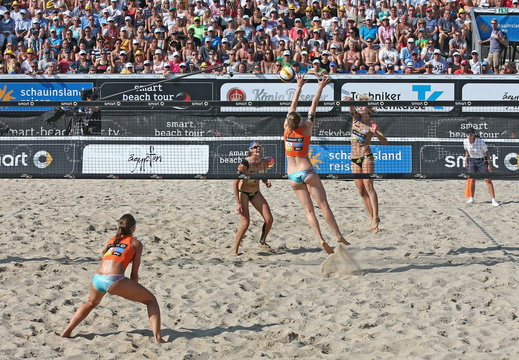 Beachvolleyball DM 2016