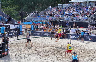Beachvolleyball 02824c
