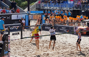 Beachvolleyball 02855c