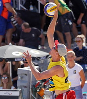Beachvolleyball 03030c