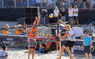 Beachvolleyball 03087c