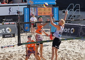 Beachvolleyball 03113c