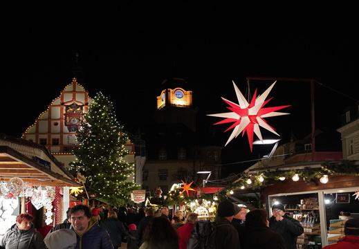 Plauen Advent 2017