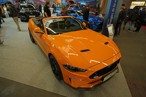Automesse 06615c Mustang