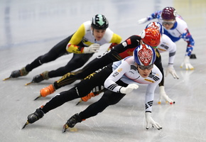 ShortTrack 14452c Korea